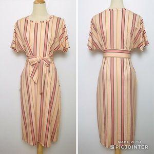 Lularoe Marly Waist tie Dress